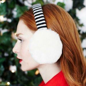 Kate Spade Earmuffs NWOT